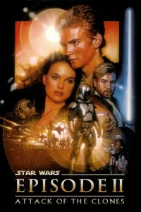 Star Wars: Episode II - Attack of the Clones 2002 POSTER