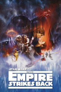 Star Wars: Episode V - The Empire Strikes Back 1980 POSTER