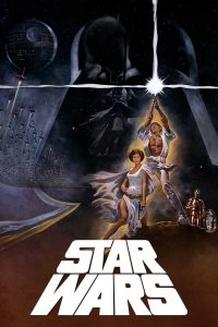 Star Wars: Episode IV - A New Hope 1977 POSTER