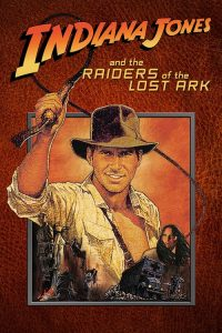 Indiana Jones and Raiders of the Lost Ark 1981 POSTER