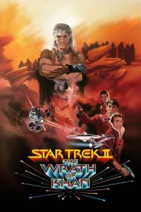 Star Trek II: The Wrath of Khan 1982 POSTER