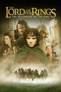 The Lord of the Rings: The Fellowship of the Ring 2001 POSTER