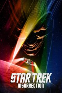 Star Trek: Insurrection 1998 POSTER