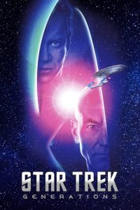 Star Trek: Generations 1994 POSTER