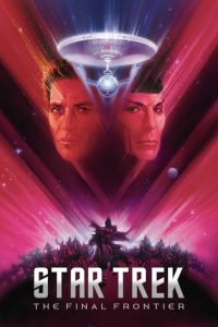 Star Trek V: The Final Frontier 1989 POSTER