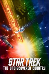 Star Trek VI: The Undiscovered Country 1991 POSTER