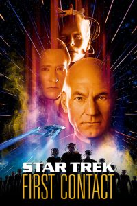 Star Trek: First Contact 1996 POSTER